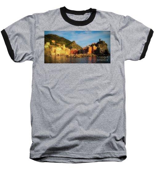 Welcome To Vernazza Baseball T-Shirt