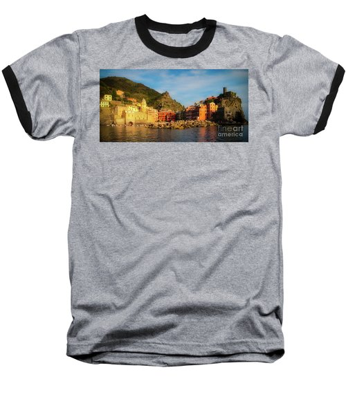 Welcome To Vernazza Baseball T-Shirt