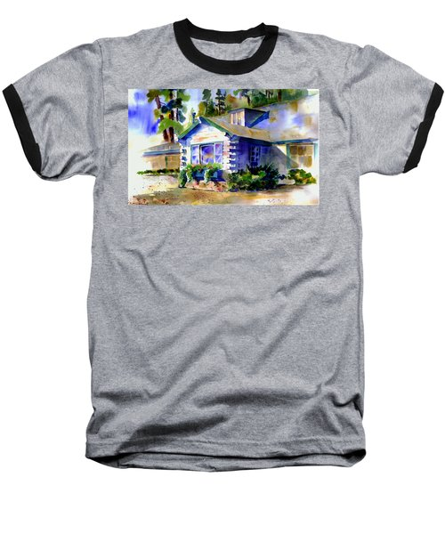 Welcome Window Baseball T-Shirt