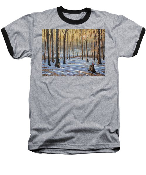 Welcoming The Sunrise Baseball T-Shirt