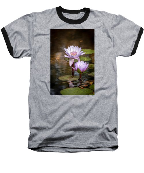 Baseball T-Shirt featuring the photograph We'll Make It Last Forever by Wade Brooks