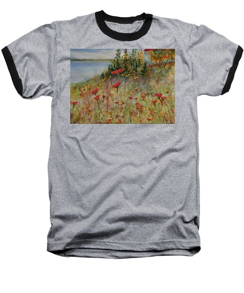 Wendy's Wildflowers Baseball T-Shirt