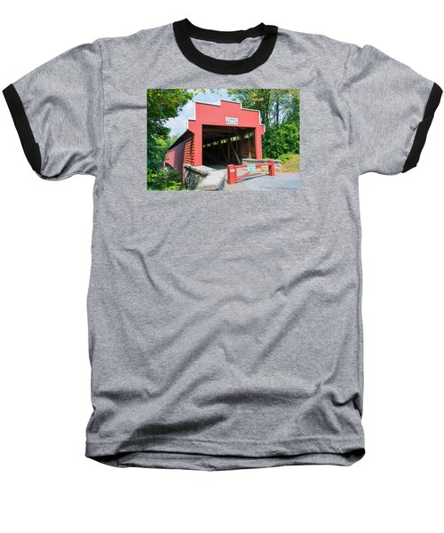 Wertz Covered Bridge Baseball T-Shirt
