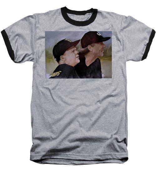 Wes And Dad Baseball T-Shirt