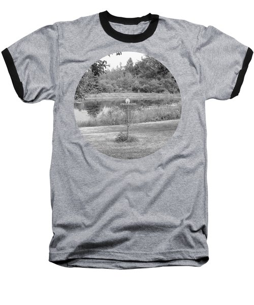 Wessel Pines Disc Golf Course Baseball T-Shirt