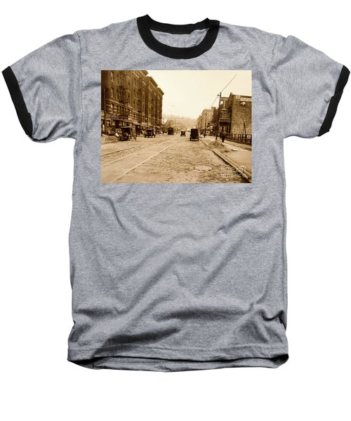 West 207th Street, 1928 Baseball T-Shirt