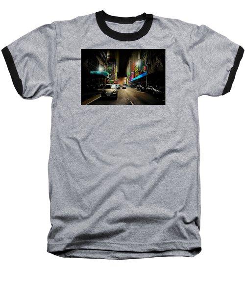 West 46th St. Baseball T-Shirt