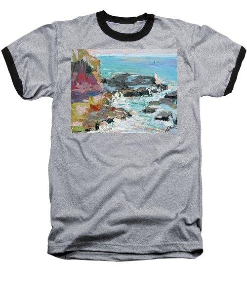 West Cliff Heat Baseball T-Shirt
