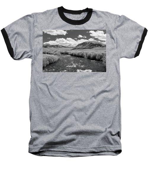 West Fork, Big Lost River Baseball T-Shirt