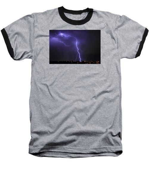 West Jordan Lightning 3 Baseball T-Shirt