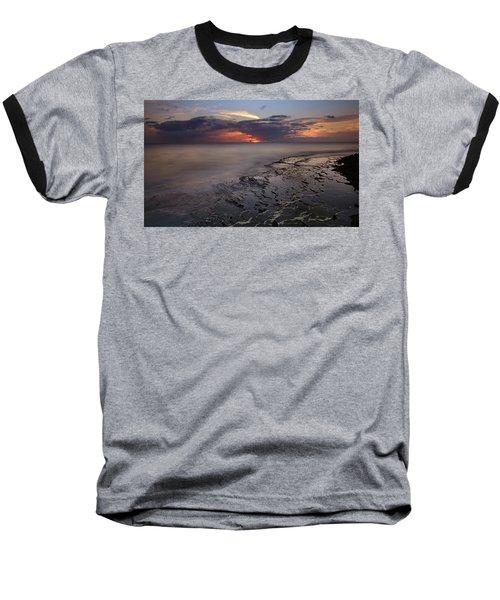 West Oahu Sunset Baseball T-Shirt