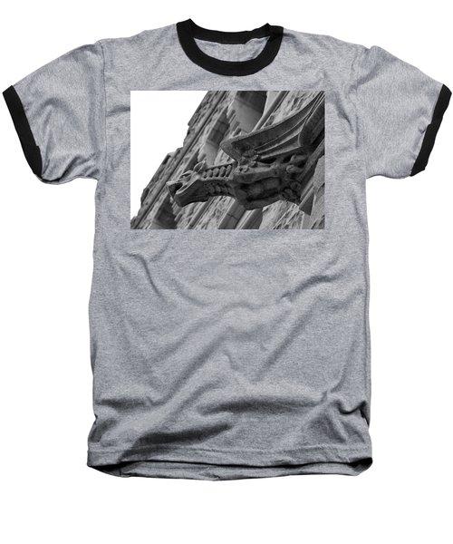 West Point Gargoyle Baseball T-Shirt