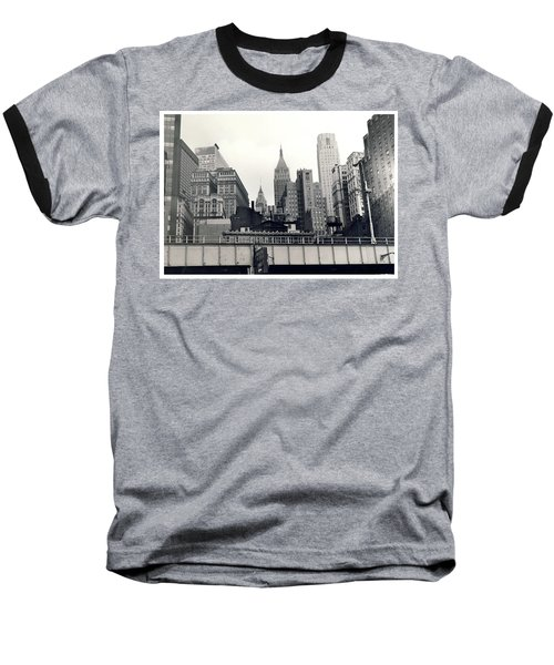 West Side Highway Baseball T-Shirt