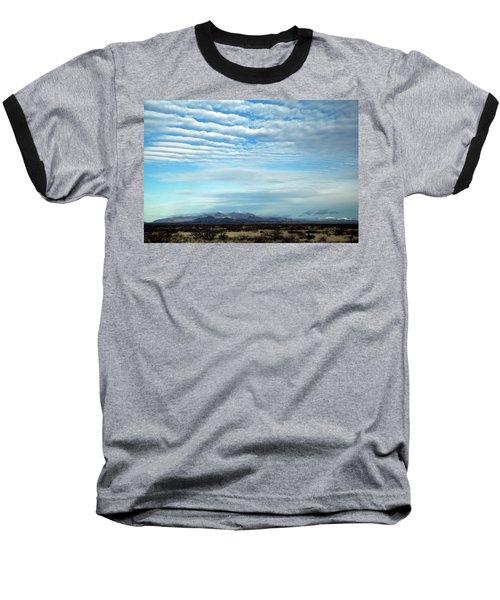 West Texas Skyline #2 Baseball T-Shirt
