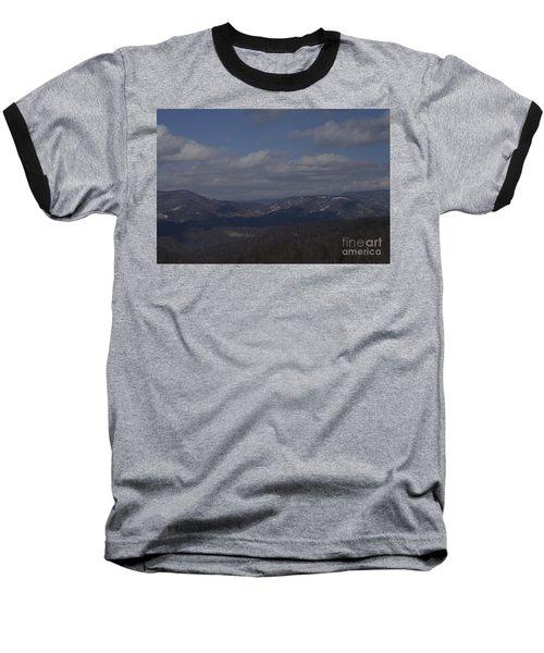 West Virginia Waiting Baseball T-Shirt