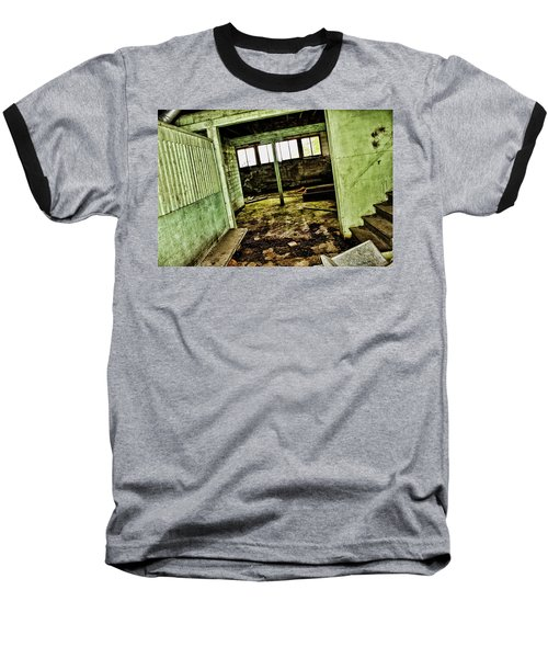 Baseball T-Shirt featuring the photograph Westbend by Ryan Crouse