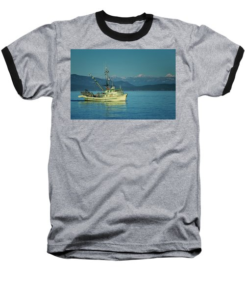 Baseball T-Shirt featuring the photograph Western King At French Creek by Randy Hall