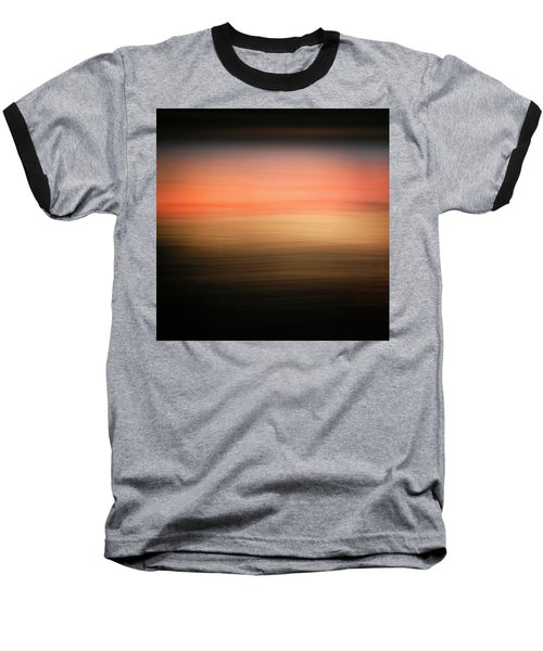 Baseball T-Shirt featuring the photograph Western Sun by Marilyn Hunt
