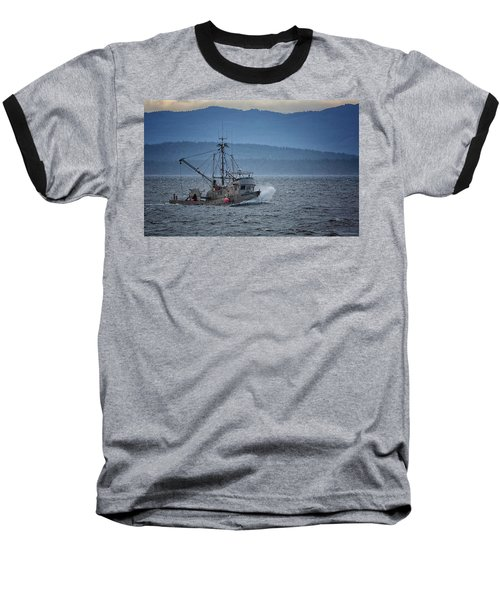 Baseball T-Shirt featuring the photograph Western Sunrise by Randy Hall