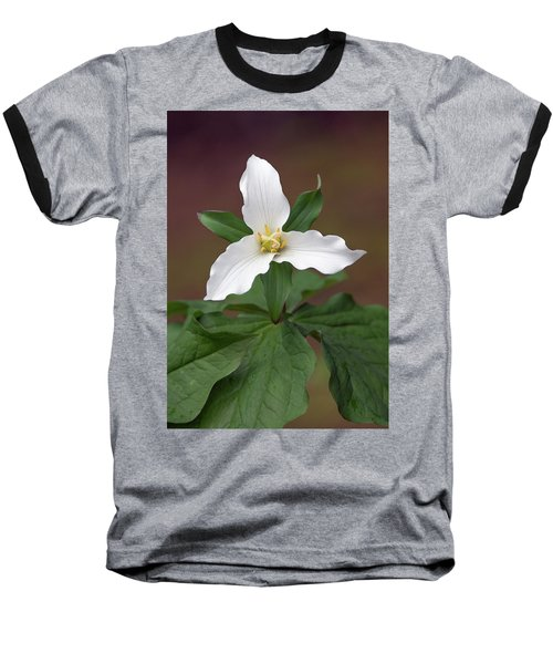 Western Trillium Baseball T-Shirt