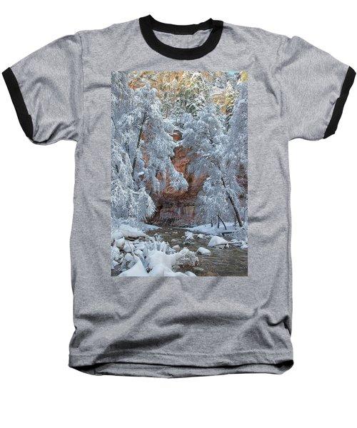 Westfork Charms Me Baseball T-Shirt by Tom Kelly