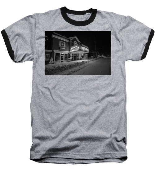Westhampton Winter Night Baseball T-Shirt