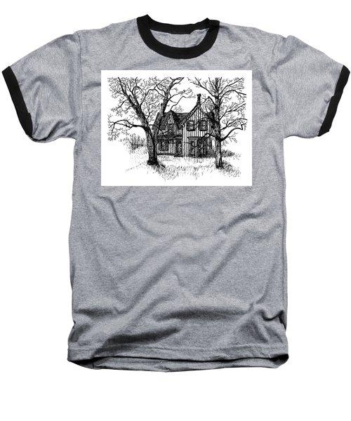 Westhill House 1 Baseball T-Shirt