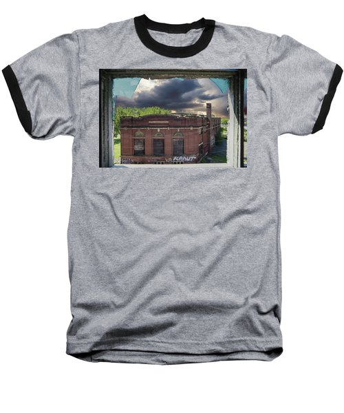 Westinghouse In A Storm Baseball T-Shirt