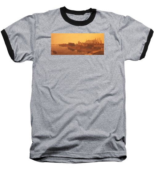 Westminster Abbey  Baseball T-Shirt
