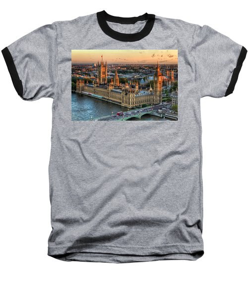 Westminster Palace Baseball T-Shirt