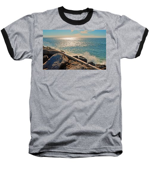 Westport Waves 2 Baseball T-Shirt