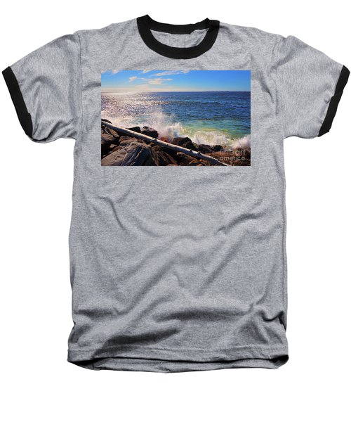 Westport Waves Baseball T-Shirt