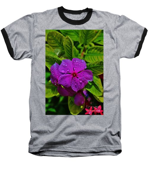 Wet And Wild Baseball T-Shirt