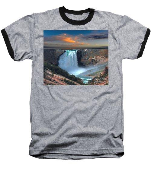 Wet Beauty Baseball T-Shirt