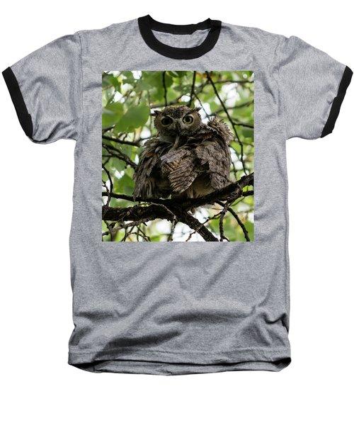 Wet Owl Baseball T-Shirt