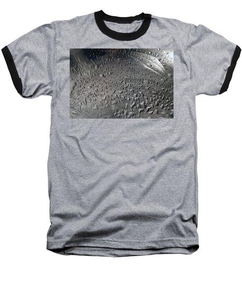 Wet Steel Baseball T-Shirt