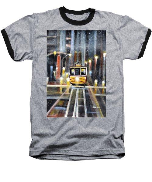 Wet Tram California Baseball T-Shirt