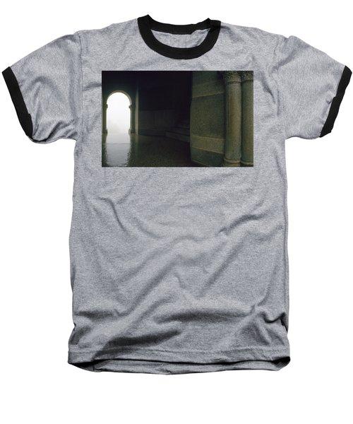 Wet Weather Baseball T-Shirt by Jan W Faul