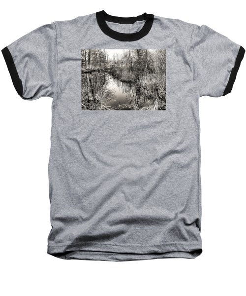 Wetland Essence Baseball T-Shirt