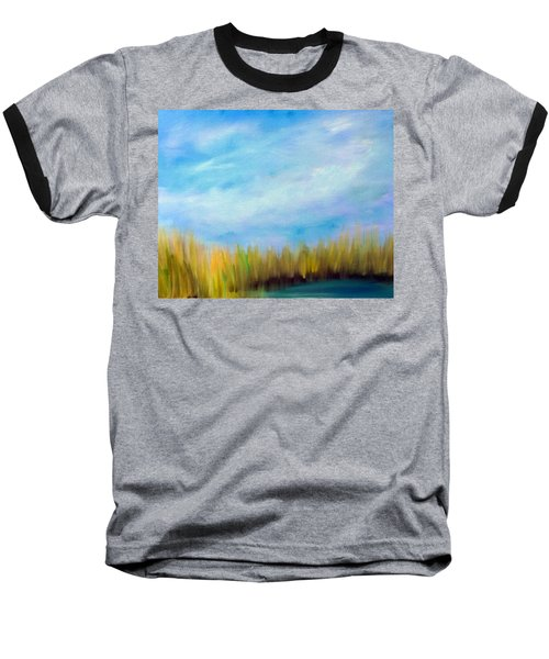 Wetlands Morning Baseball T-Shirt
