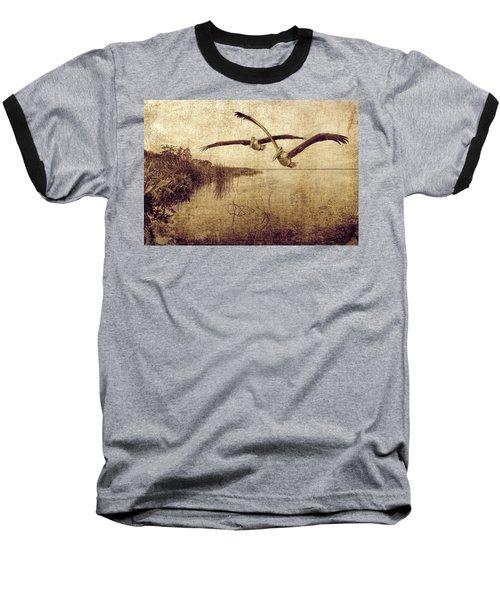 Wetlands Baseball T-Shirt