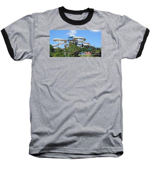 Wet'n Wild Ride. Orlando, Fl Baseball T-Shirt