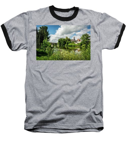 Baseball T-Shirt featuring the photograph Wetzlar Germany by David Morefield
