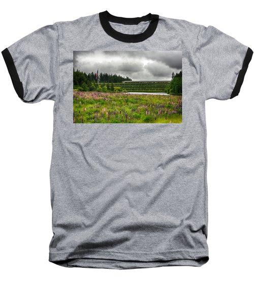 Baseball T-Shirt featuring the photograph Weyerhaeuser Headquarters by Dan McManus