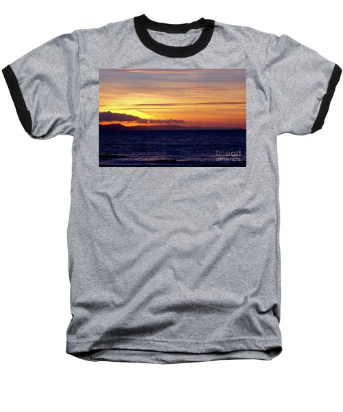 Weymouth To Purbeck Baseball T-Shirt
