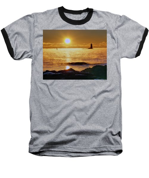 Whaleback Light 264 Baseball T-Shirt