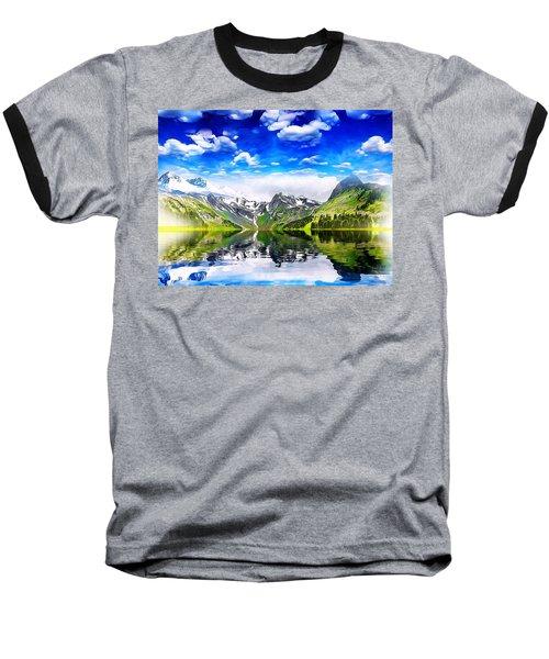 What A Beautiful Day Baseball T-Shirt