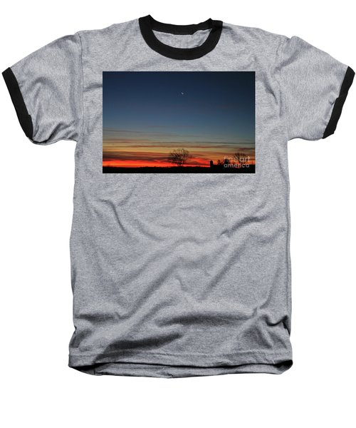 What A Beautiful Day Baseball T-Shirt