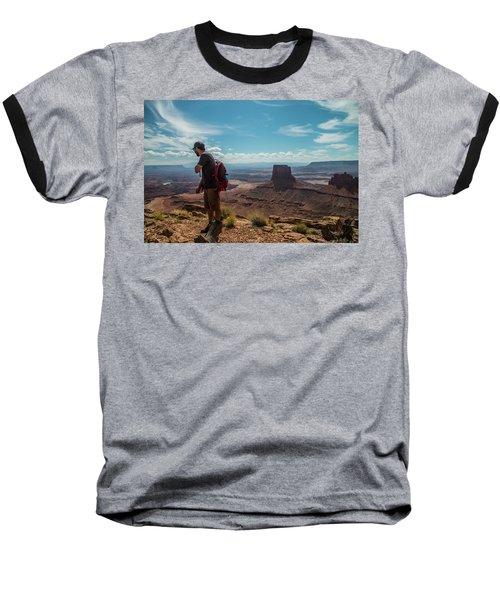 What A View Baseball T-Shirt