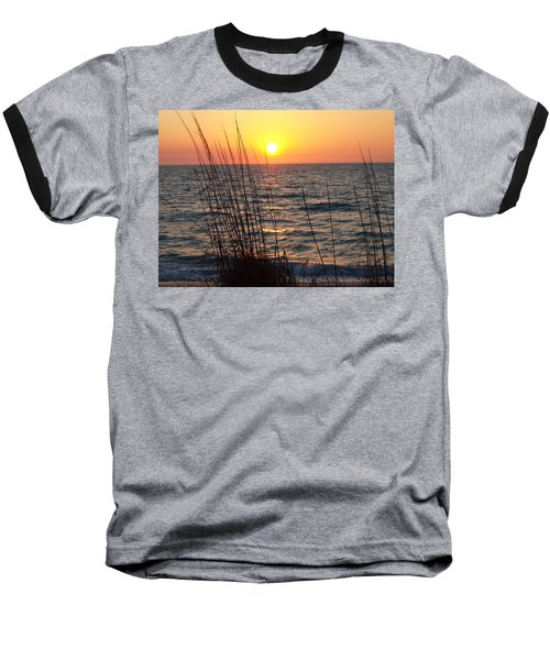 Baseball T-Shirt featuring the photograph What A Wonderful View by Robert Margetts